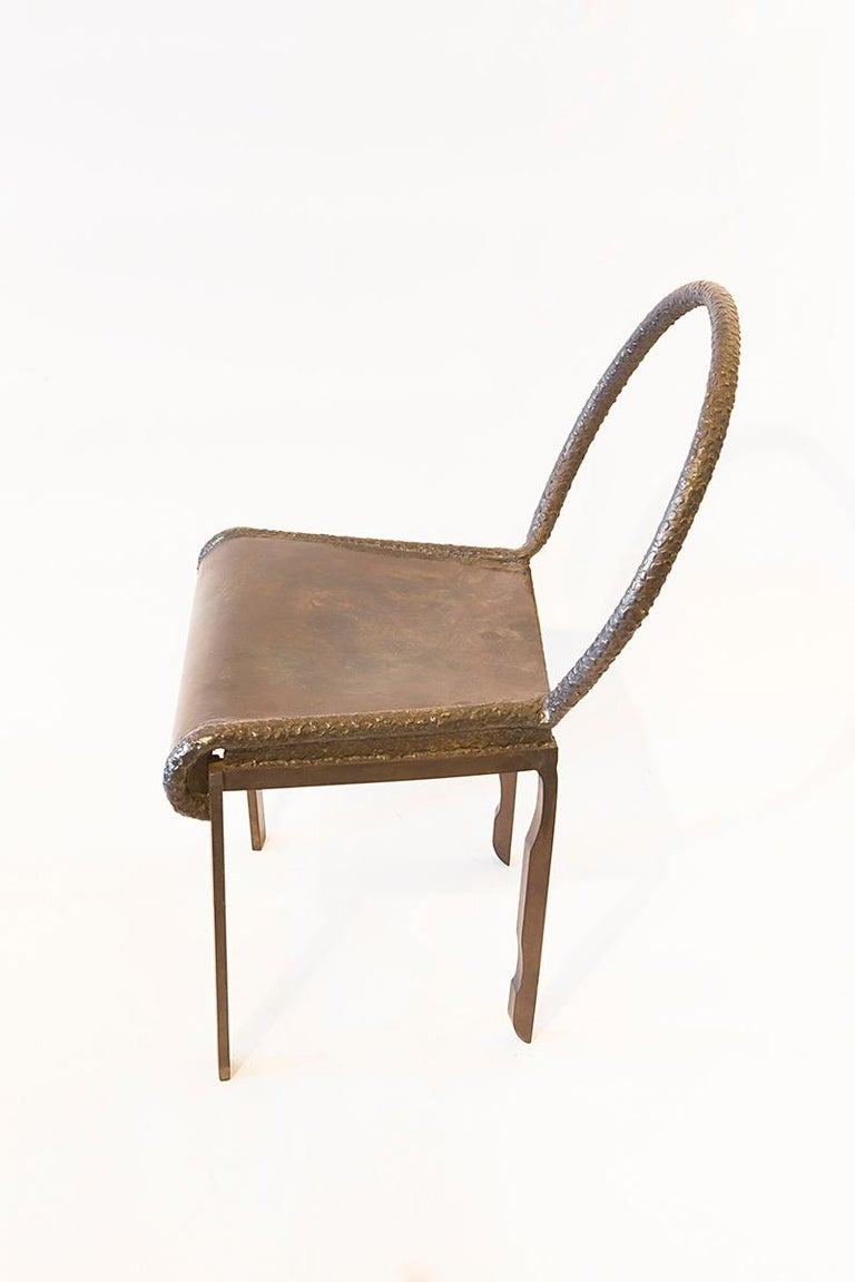 American Philip and LaVern Chair Single Edition For Sale