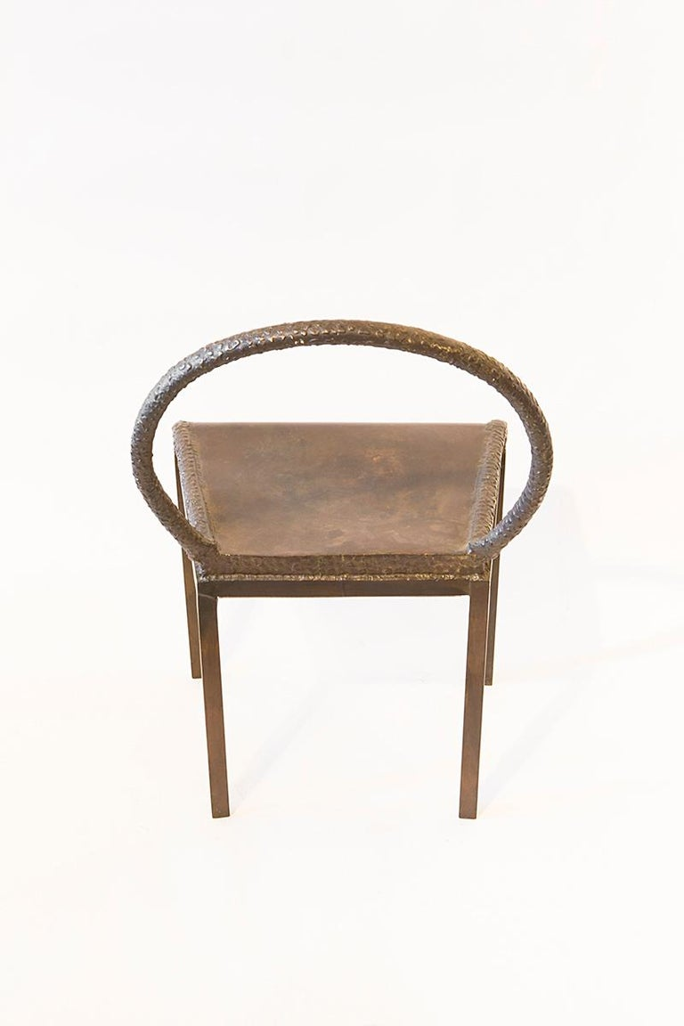 Philip and LaVern Chair Single Edition In Excellent Condition For Sale In New York, NY