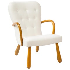 Philip Arctander Chair, Norway/Denmark/Sweden, circa 1940s