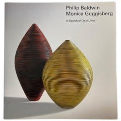 Philip Baldwin, Monica Guggisberg In Search Of Clear Lines Book