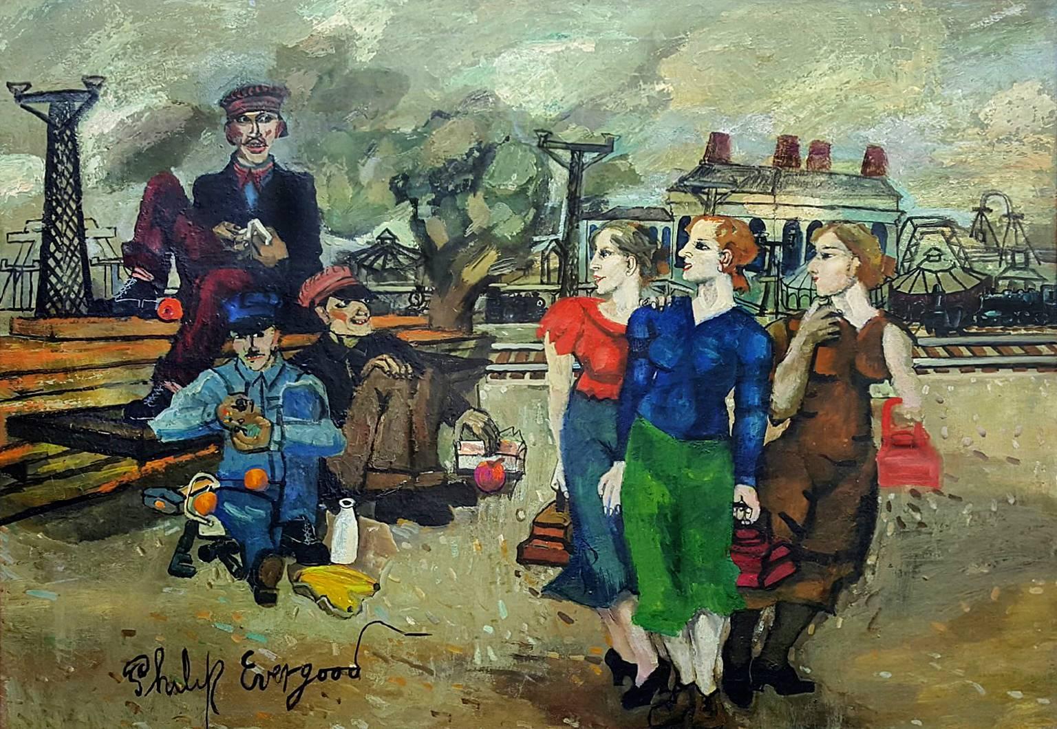 Railroad Men's Wives