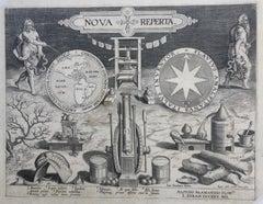 NOVA REPERTA   - Title Page