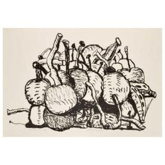 Philip Guston Lithograph, Signed Edition