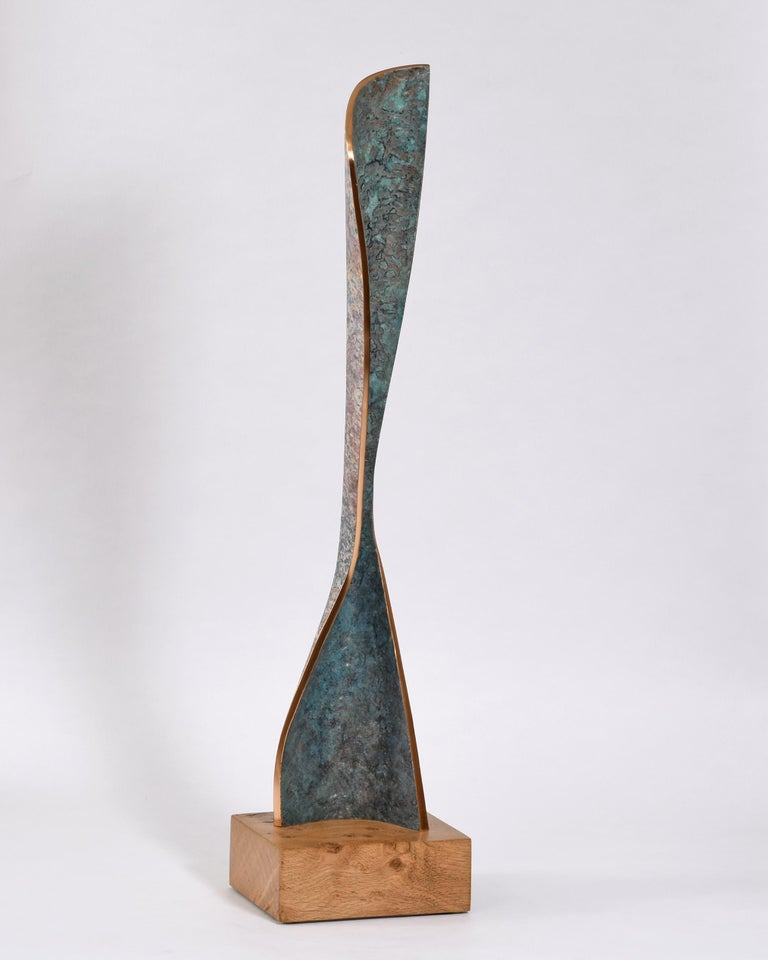 Another Way - Abstract Sculpture by Philip Hearsey