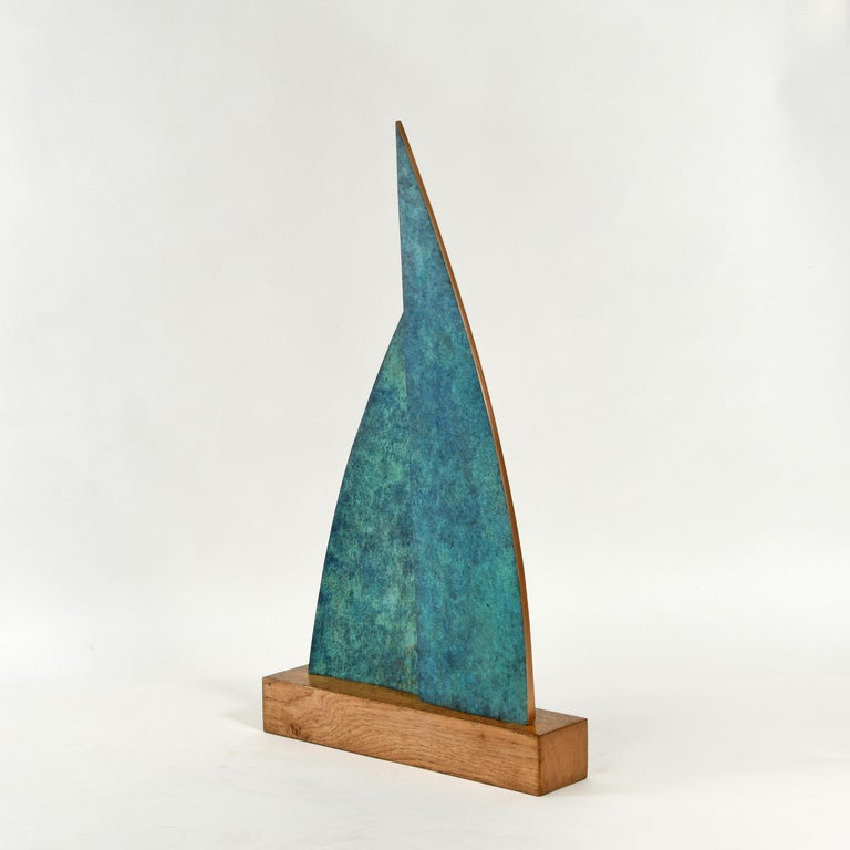 Home or Away - Abstract Sculpture by Philip Hearsey