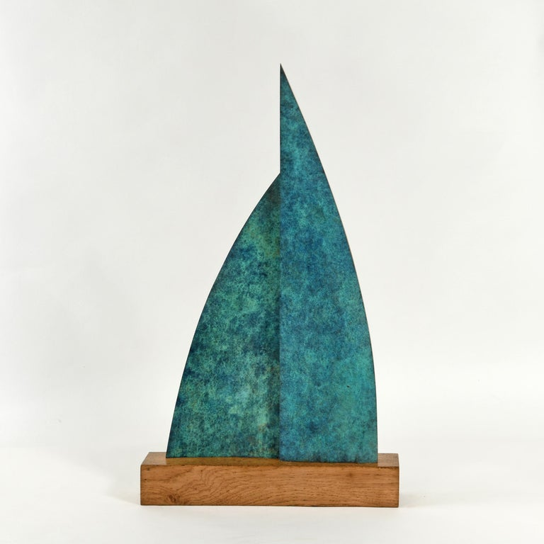 Philip Hearsey Abstract Sculpture - Home or Away