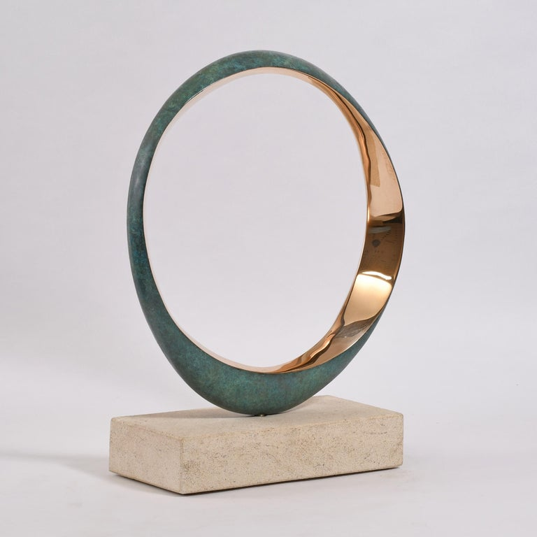 Philip Hearsey Abstract Sculpture - Narration V