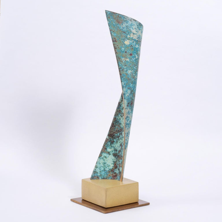 Philip Hearsey Abstract Sculpture - This Way