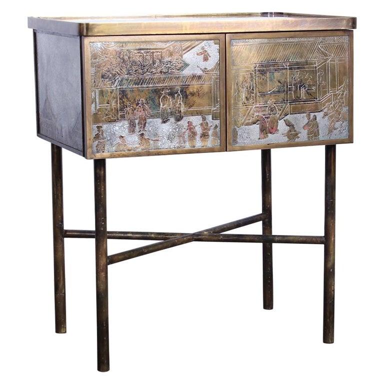 Philip & Kelvin Laverne Cabinet