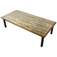 Philip & Kelvin Laverne 'Eternal Forest' Modern Coffee Table
