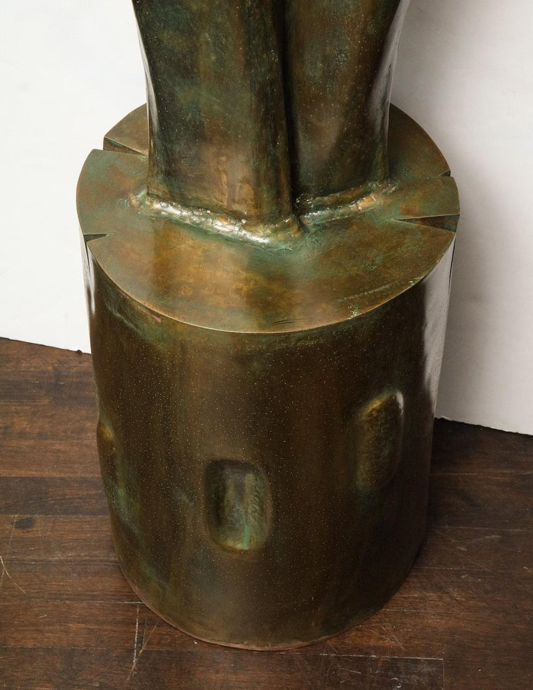 American Philip & Kelvin LaVerne Sculpture,