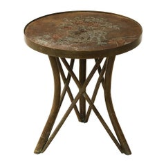 Philip and Kelvin LaVerne Side Table