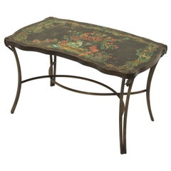 """Philip & Kelvin LaVerne """"Special Madame Pompadour"""" Coffee Table 1960s 'Signed'"""