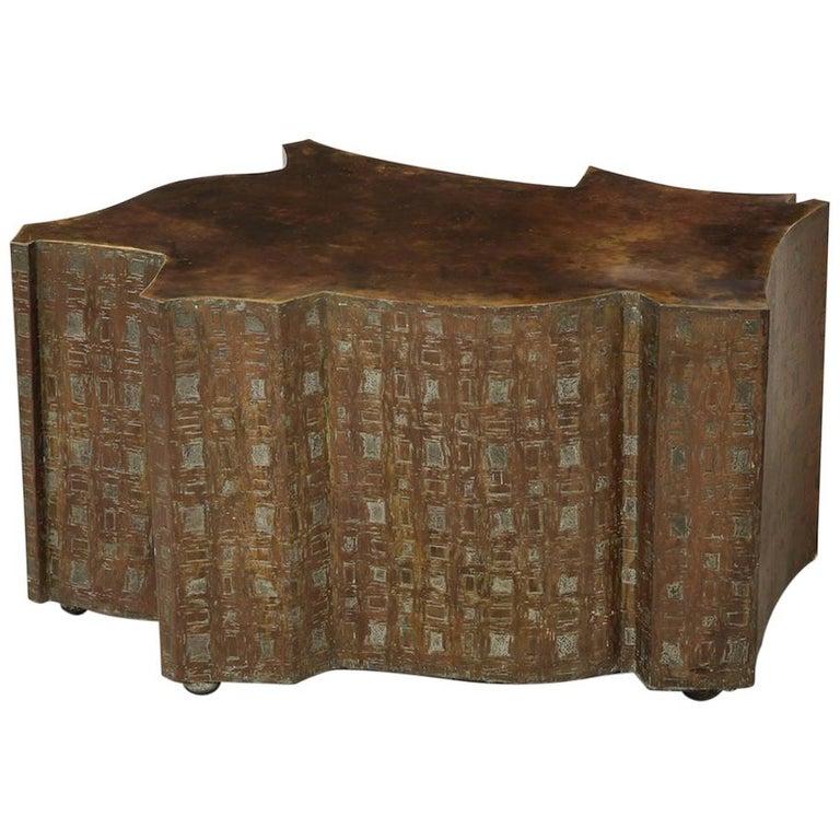 Philip & Kelvin LaVerne Table For Sale