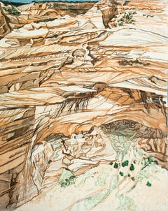 Mummy Cave Ruins at Canyon de Chelly