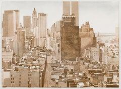 View Over Soho, Lower Manhattan