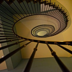 AMIGO - CONTEMPORARY - STAIRCASE - PHOTOGRAPHY - ABSTRACT - BY PHILIP SHALAM