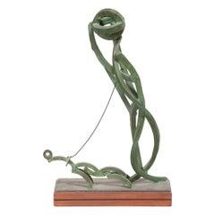 Philip Solman Bronze Sculpture