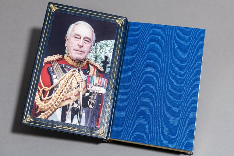 Late 20th Century Philip Ziegler, Mountbatten, The Official Biography For Sale