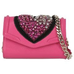 Philipp Plein Women  Shoulder bags  Pink Leather
