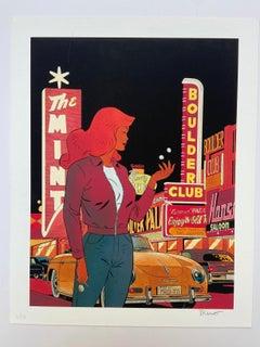 Pin-up de Las Vegas - Philippe Berthet
