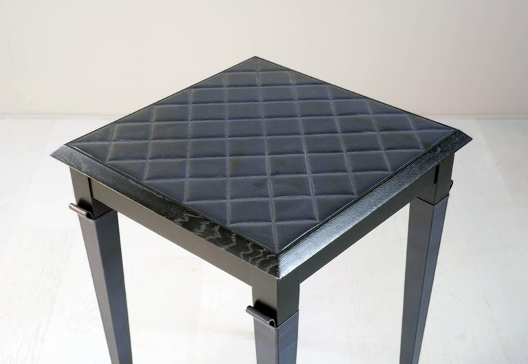 Modern Philippe Delzers for Delzers Studio, Tea Table Je Suis Avec Toi, 2005 For Sale