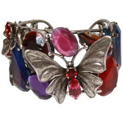 Philippe Ferrandis Butterfly Cuff