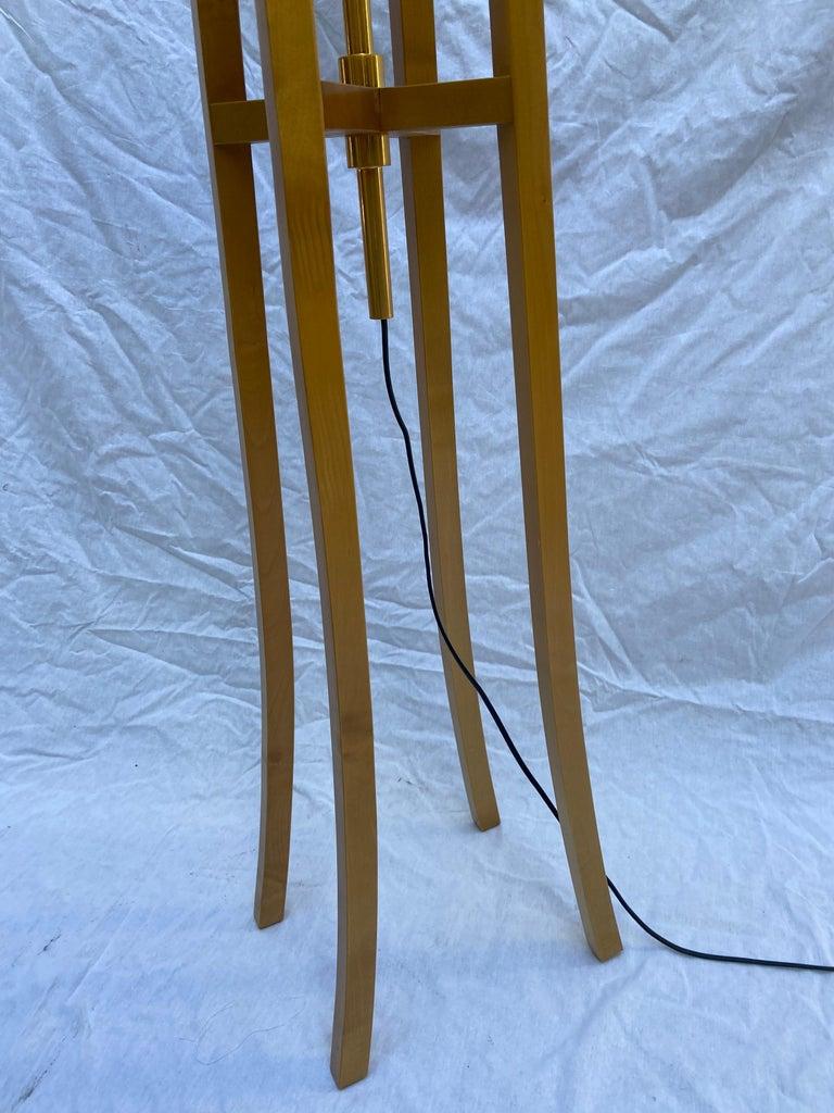 Other Philippe Hurel, Quadripod Floor Lamp, Circa 2000 For Sale