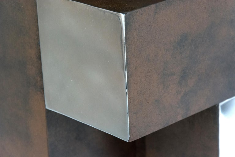 12 Inch Cube Rust 1/10 For Sale 1