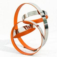 Four Ring Temps Zero Orange