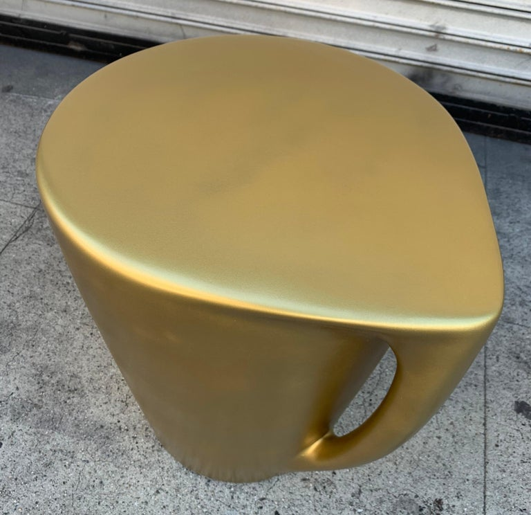 Philippe Starck 2008 Miss T XO Icon Porcelain Seat or Object d'art For Sale 5
