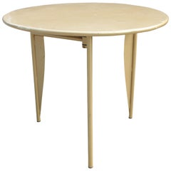 "Philippe Starck and Aleph Ubik 3 Leg Dining/ Occasional Table ""Titos Apostos"""