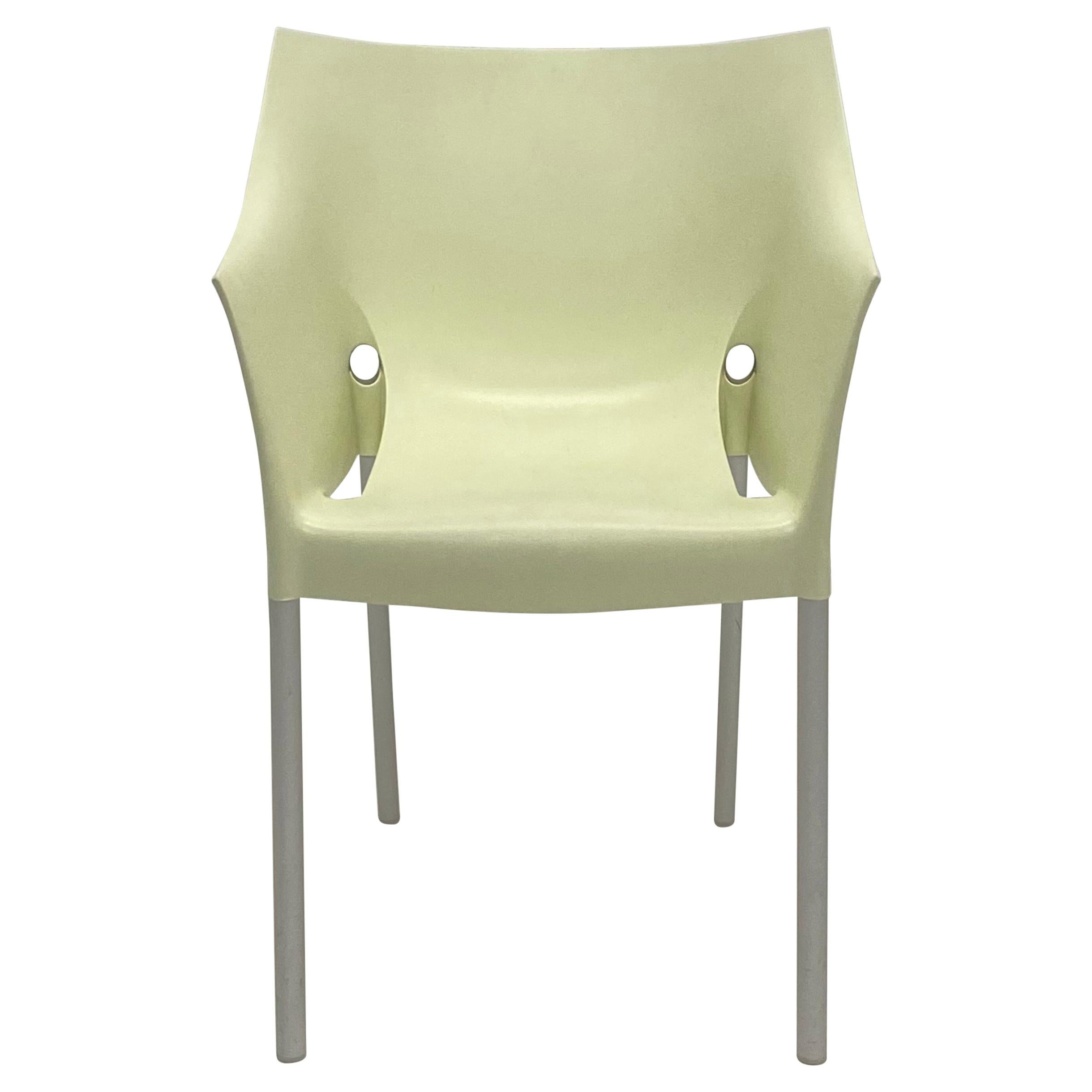 Philippe Starck Dr. No Cream Dining Chair for Kartell