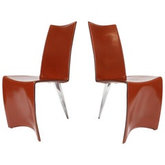 Philippe Starck, Ed Archer Model Chairs for Driade or Aleph