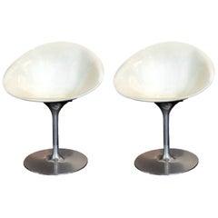 Mid-Century Modern Swivel Chairs