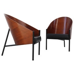 Armchair Pratfall Costes by Philippe Starck