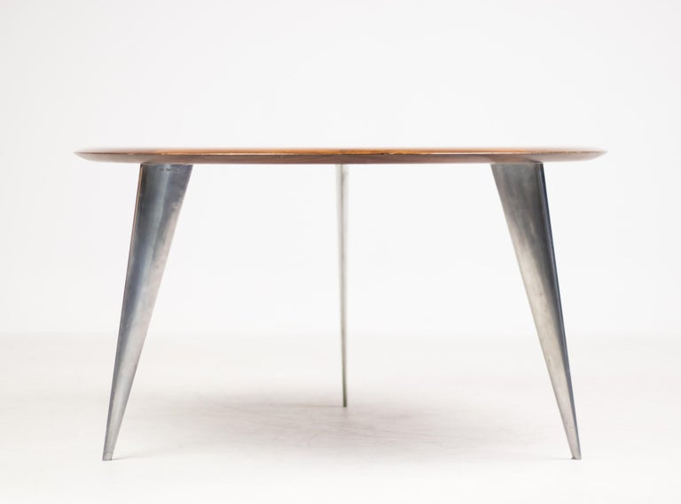 French Philippe Starck M Dining Table For Sale
