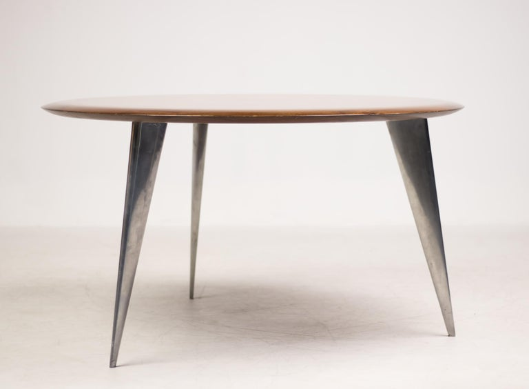 Late 20th Century Philippe Starck M Dining Table For Sale