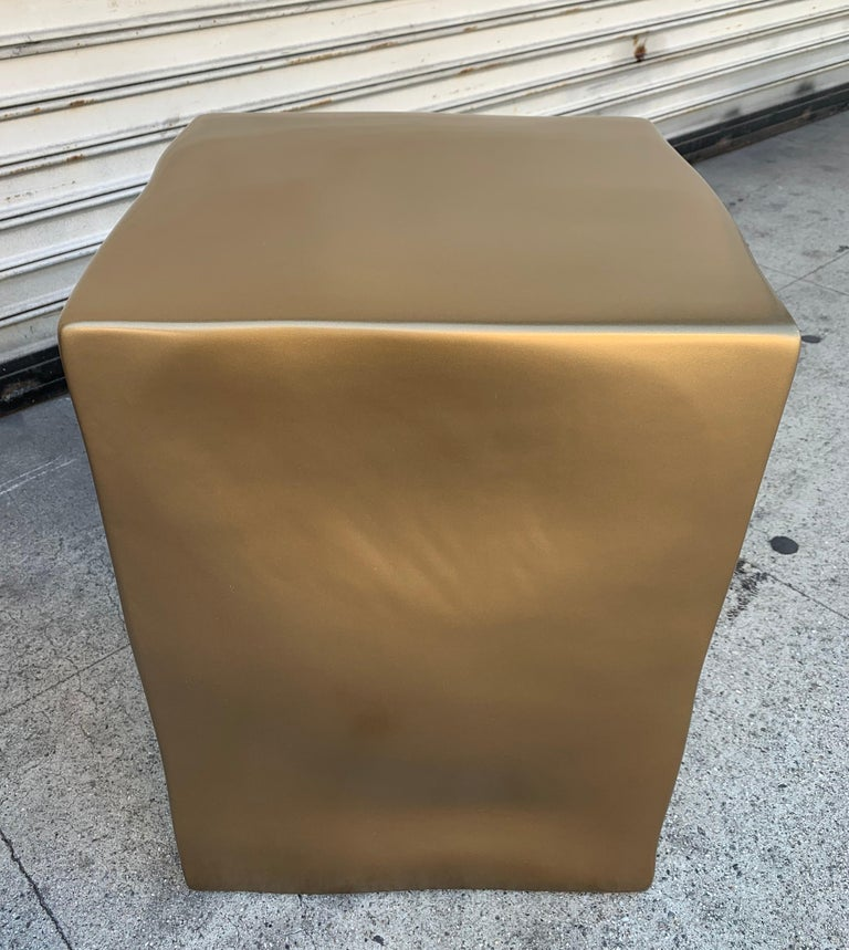 "Philippe Starck ""Mr Knorr"" XO Icon Porcelain Seat or Object d'art For Sale 1"