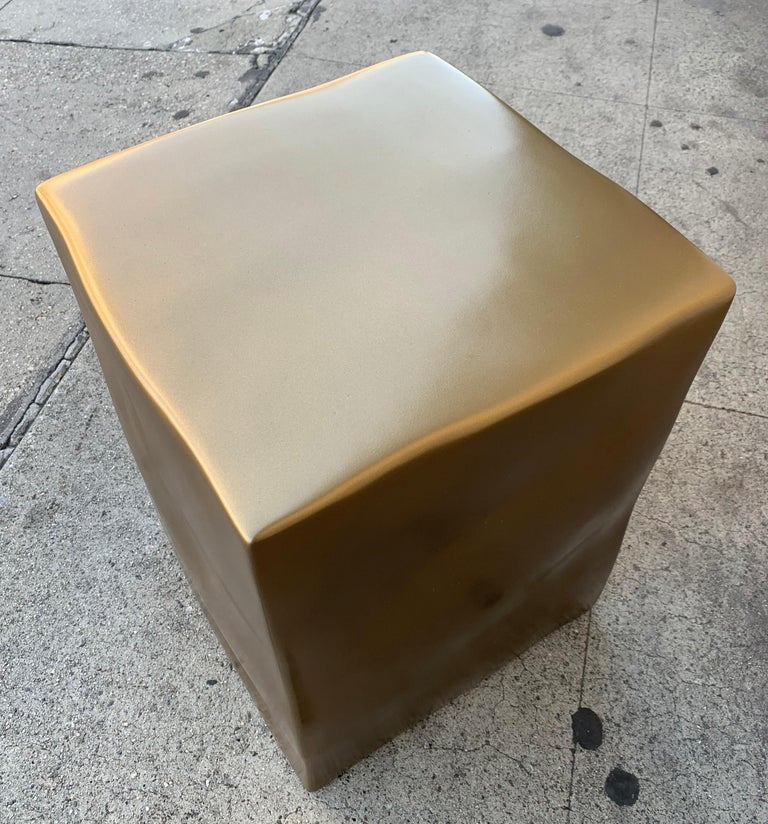 "Philippe Starck ""Mr Knorr"" XO Icon Porcelain Seat or Object d'art For Sale 4"