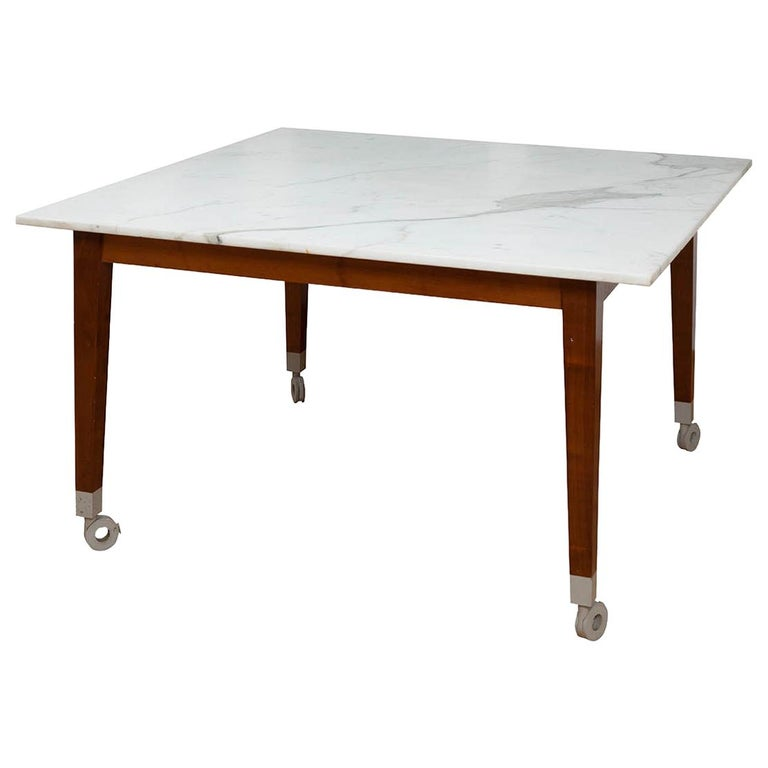 """Philippe Starck """"Neoz"""" Roller Table for Driade, Paris, 1949 For Sale"""