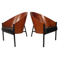 Philippe Starck Round Back Chairs