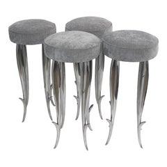 Philippe Starck Royalton Bar Stools, Set of 4