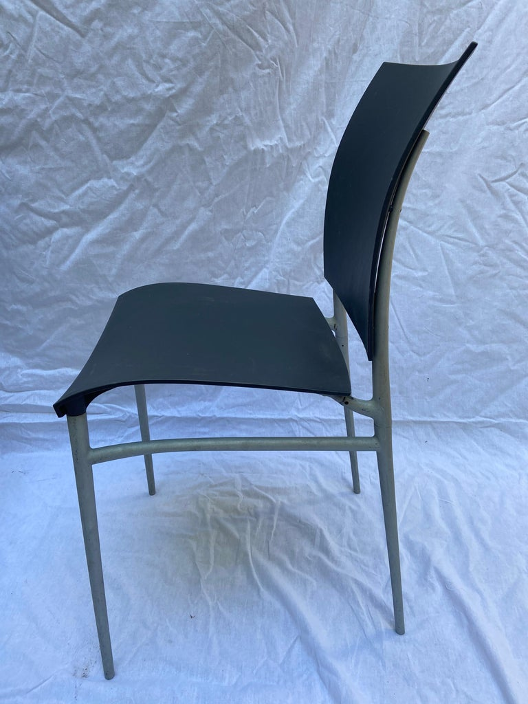 European Philippe Starck, Set of 4 Chairs, circa 2000 For Sale