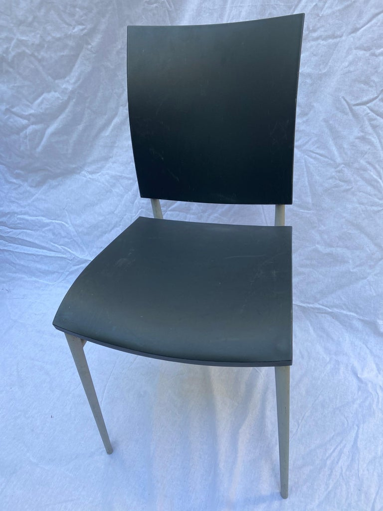 Philippe Starck, Set of 4 Chairs, circa 2000 In Good Condition For Sale In Saint ouen, FR