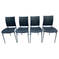 Philippe Starck, Set of 4 Chairs, circa 2000