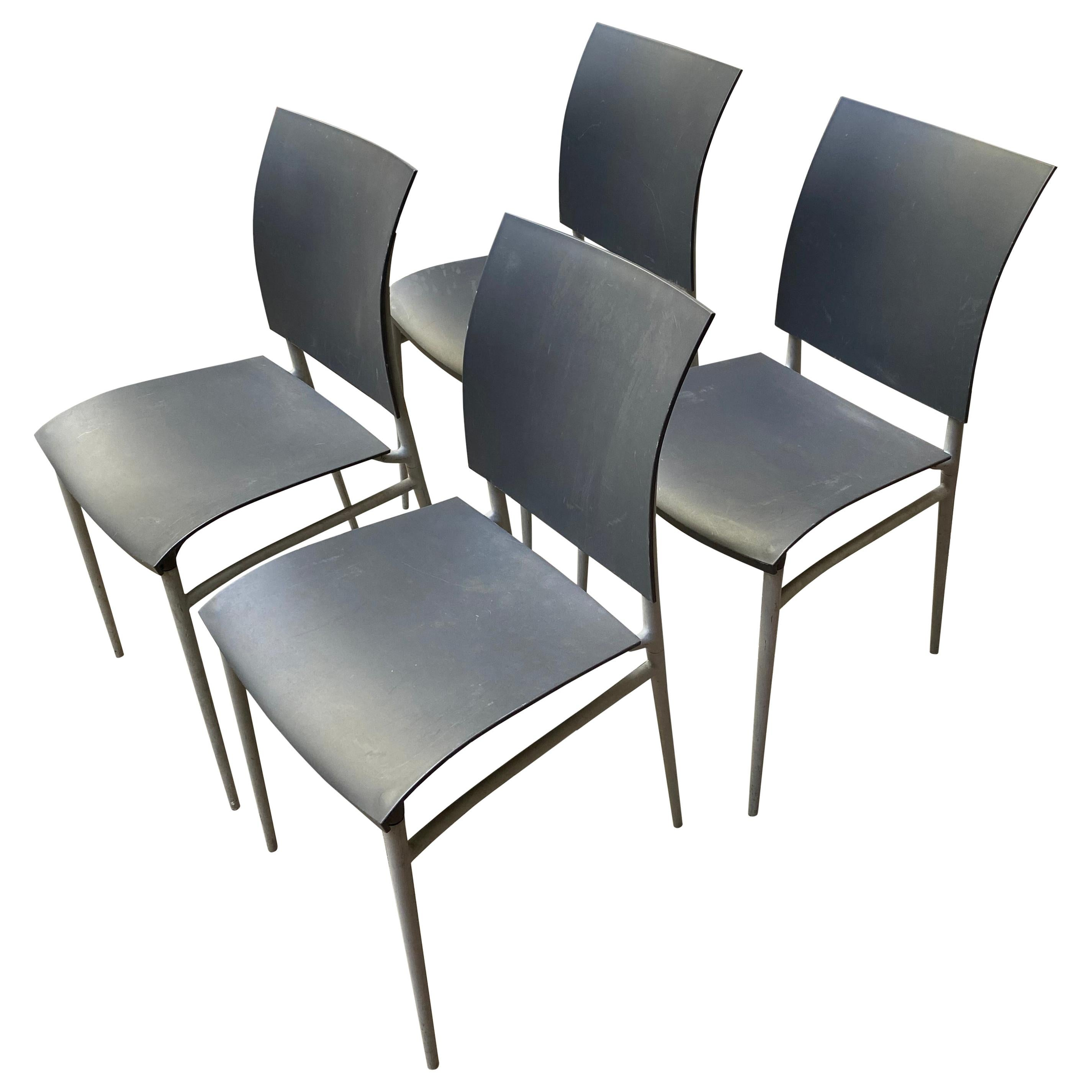 Philippe Starck Set of 4 Chairs