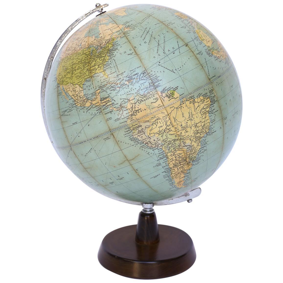 Philips' Challenge Globe, Copyright, 1960