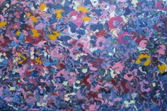 May Walk. Abstract Expressionist Oil Painting