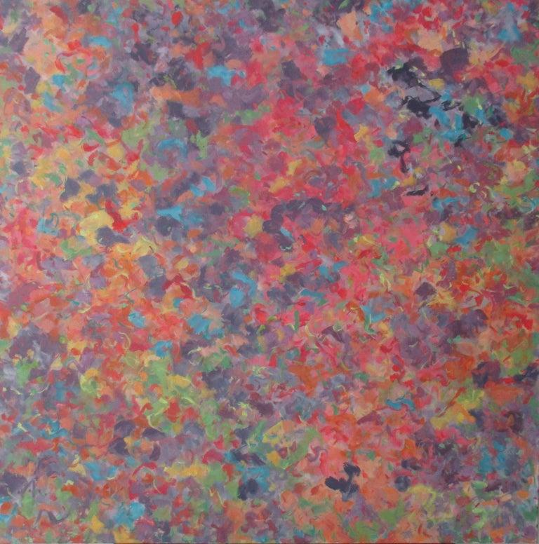 Phillip Alder Landscape Painting - Soft Fall (Autumn) by Phil Alder